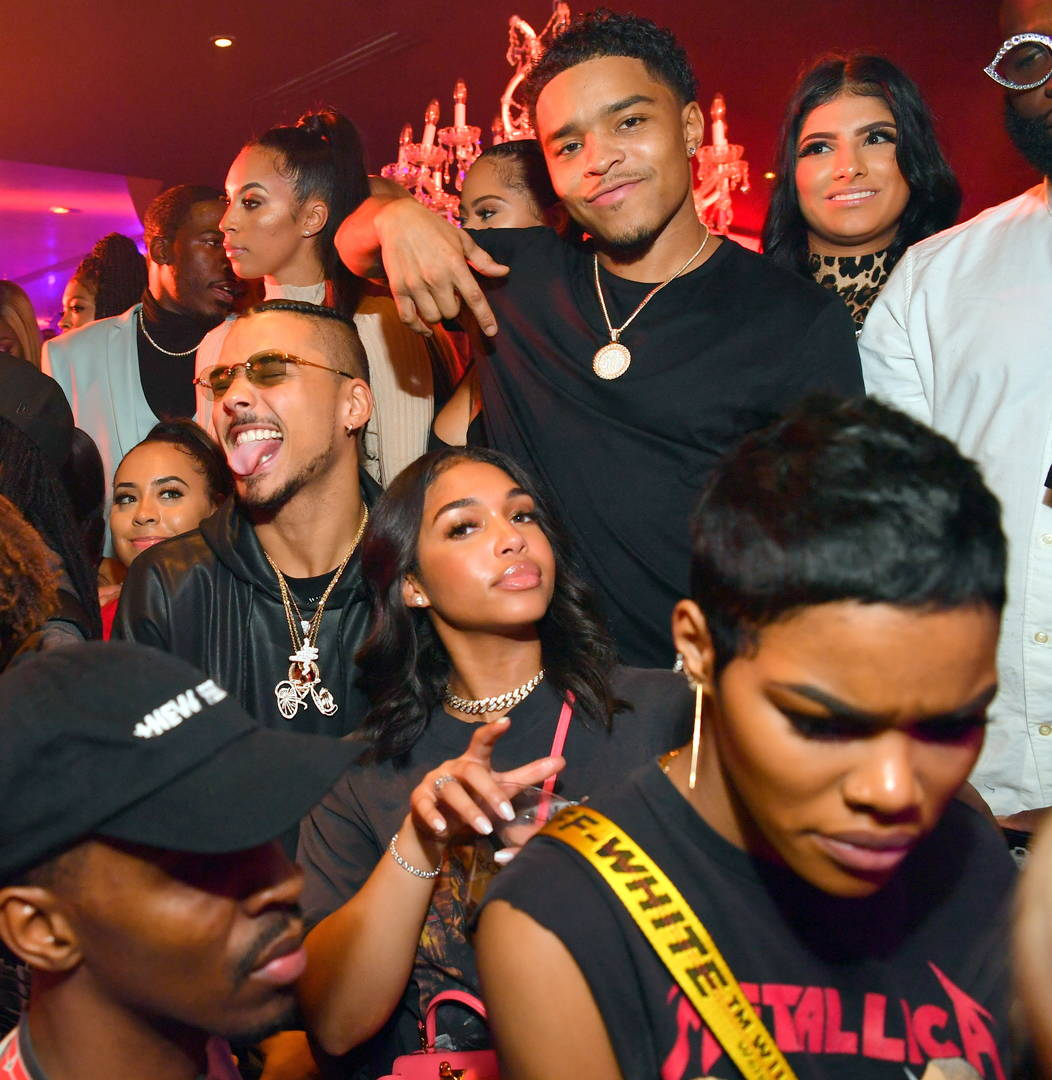 Lori Harvey Rumoured To Have Dumped Trey Songz For Diddy's Son
