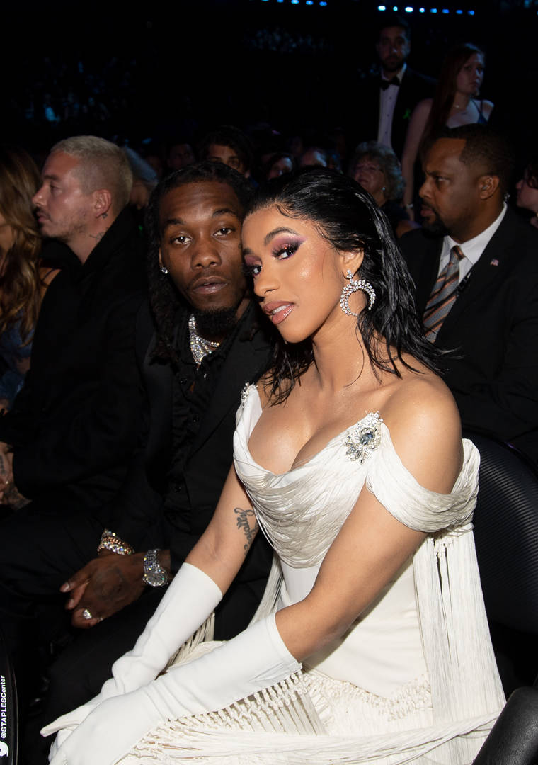 Cardi B Reveals New Offset Tattoo Photo: Offset Reveals Why He Doesn't Like Cardi B Calling Him By