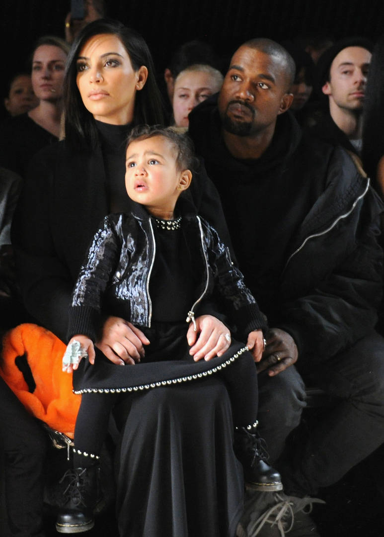 North West, Kanye West's Daughter, Covers First Magazine At 5-Years-Old