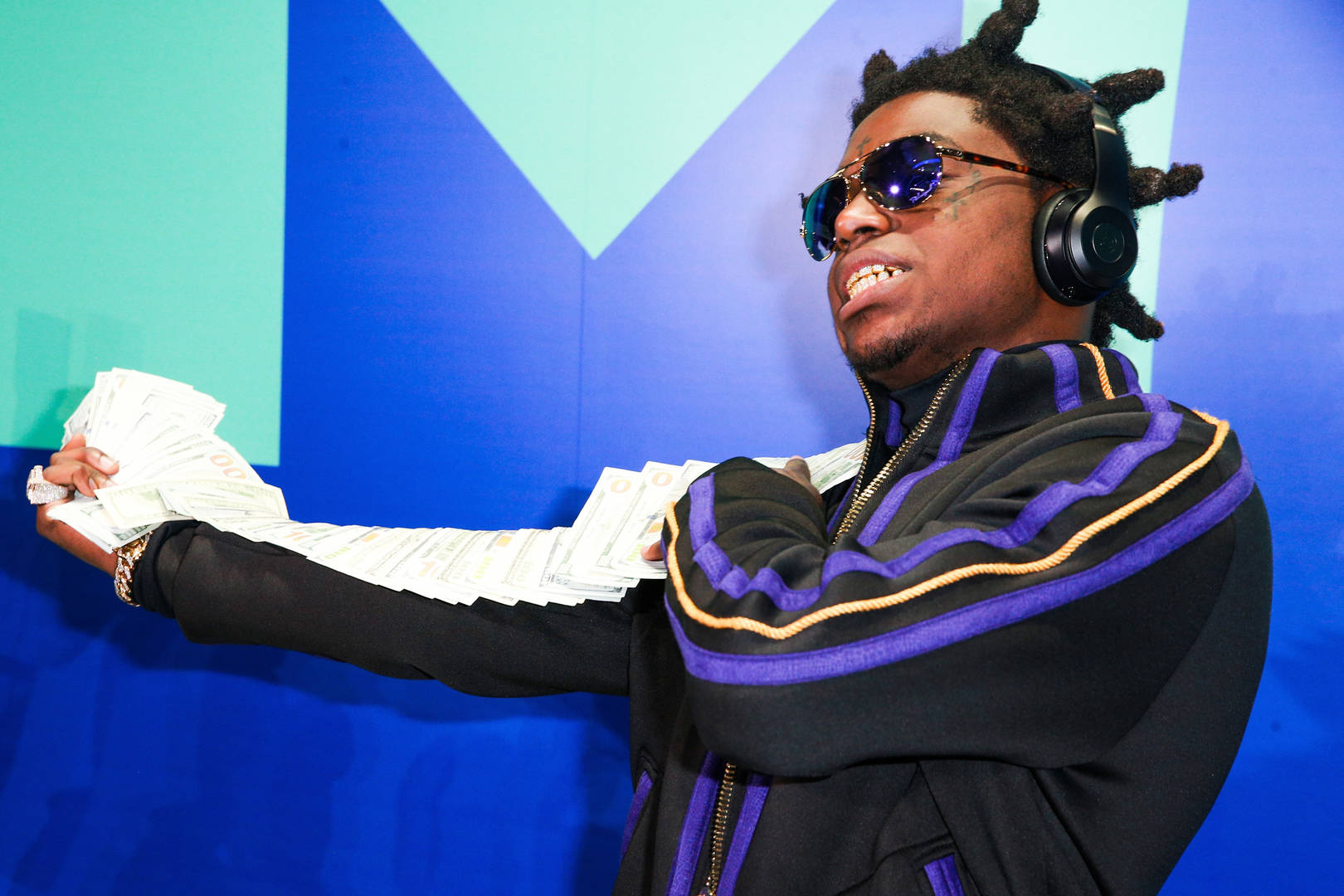 Kodak Black Reacts To Quando Rondo's Copycat Hairstyle: Watch