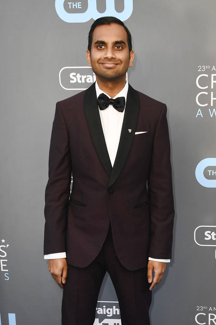 """Aziz Ansari Says Sexual Misconduct Controversy Made Him A """"Better Person"""""""