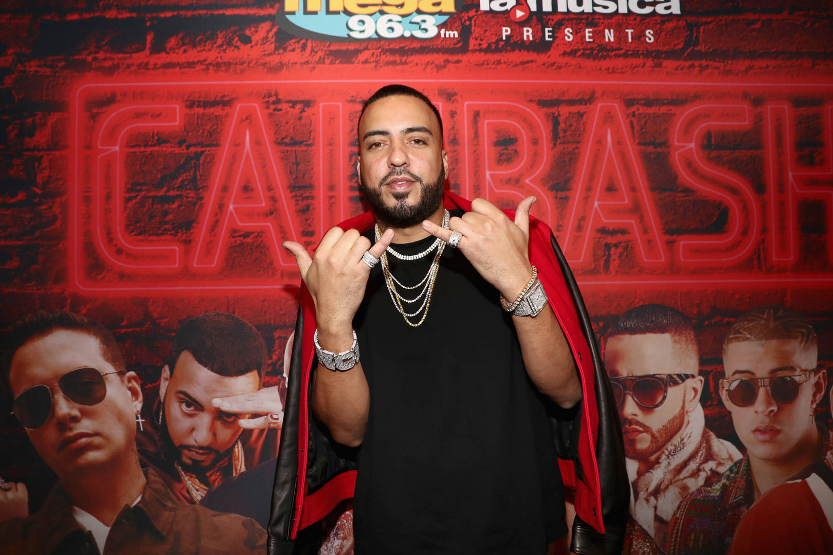 French Montana Kicks Off Two Year Las Vegas & Dubai Residency