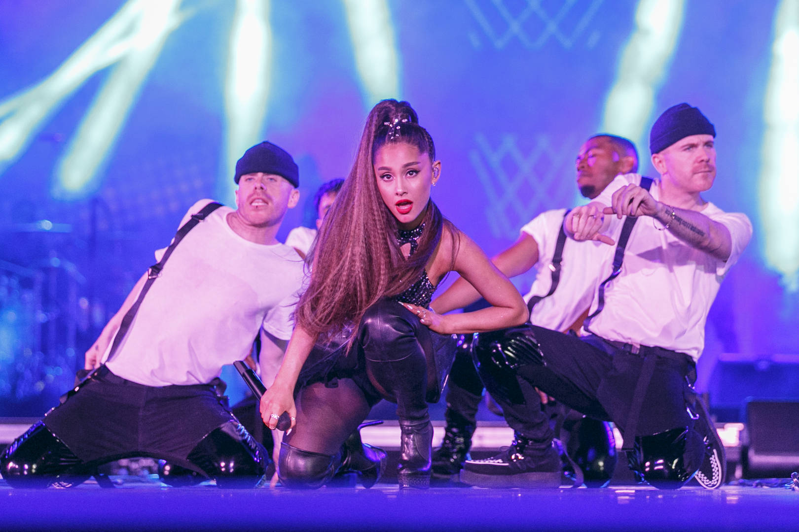 Ariana Grande Sounds Off On Misspelled Tattoo & Culture Appropriation Backlash