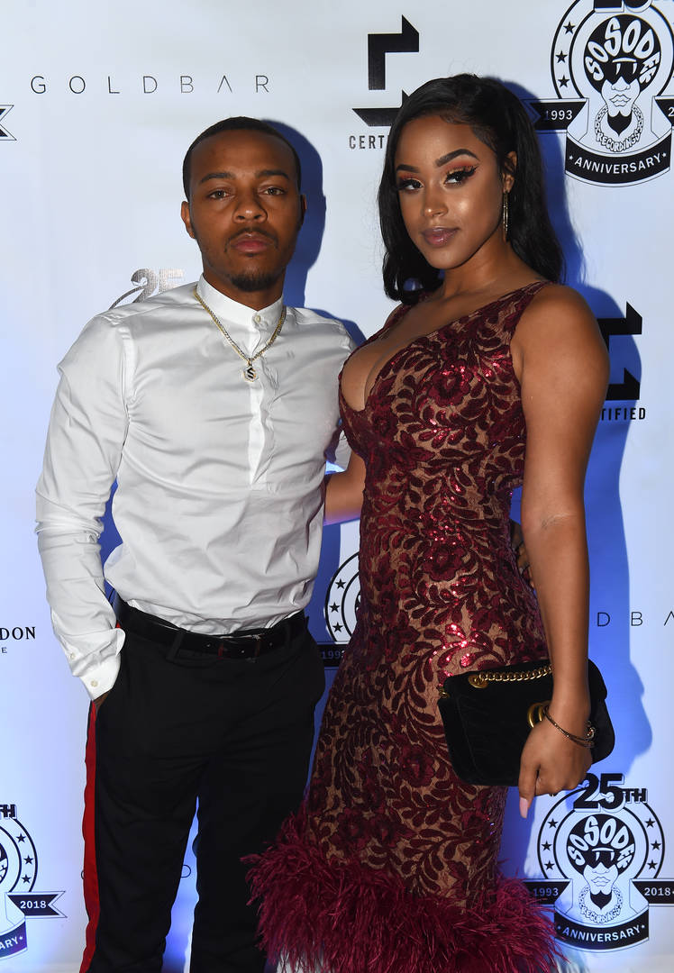 Kiyomi Leslie Claims Bow Wow Locked Her In Bedroom During Domestic Assault