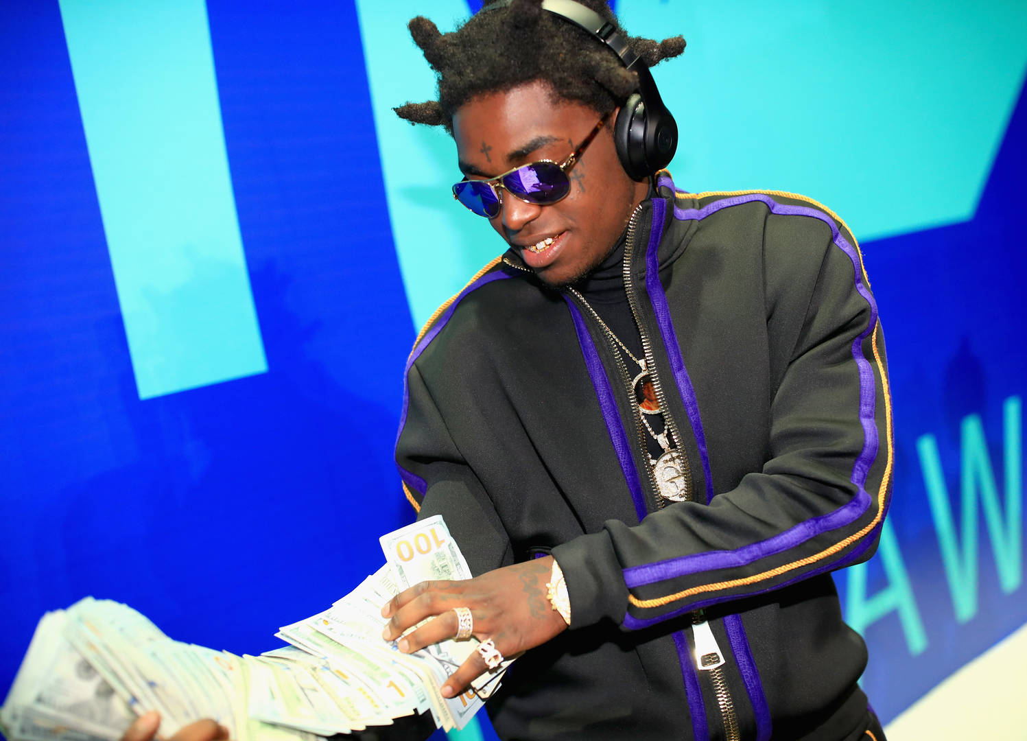 "Kodak Black Announces ""Dying To Live"" Headlining Tour"
