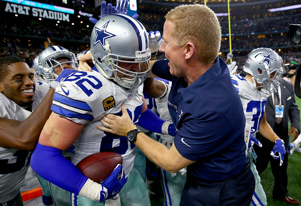 Jason Witten rejoining Cowboys after year as broadcaster