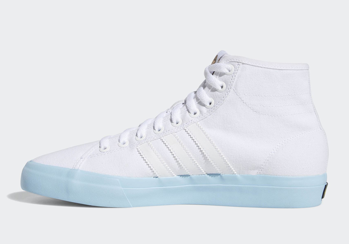 Beavis And Butt Head Do The Adidas Matchcourt Hi: First Look