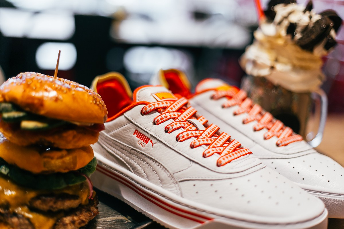 "In-N-Out Sues PUMA Over Popular ""Drive Thru"" Sneakers"