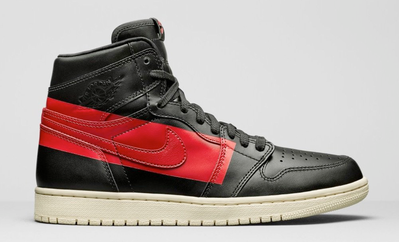 """Air Jordan 1 """"Couture"""" Revealed In Detail: Official s"""