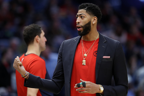 Charles Barkley: NBA Should Block Any Lakers-Anthony Davis Trade