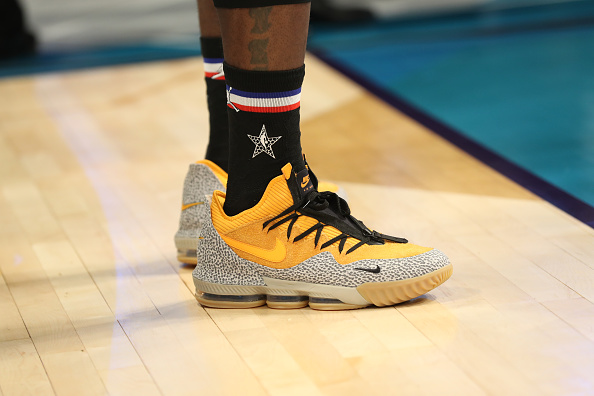 LeBron James Debuts \u201cSafari\u201d Nike LeBron 16 Low Official Images