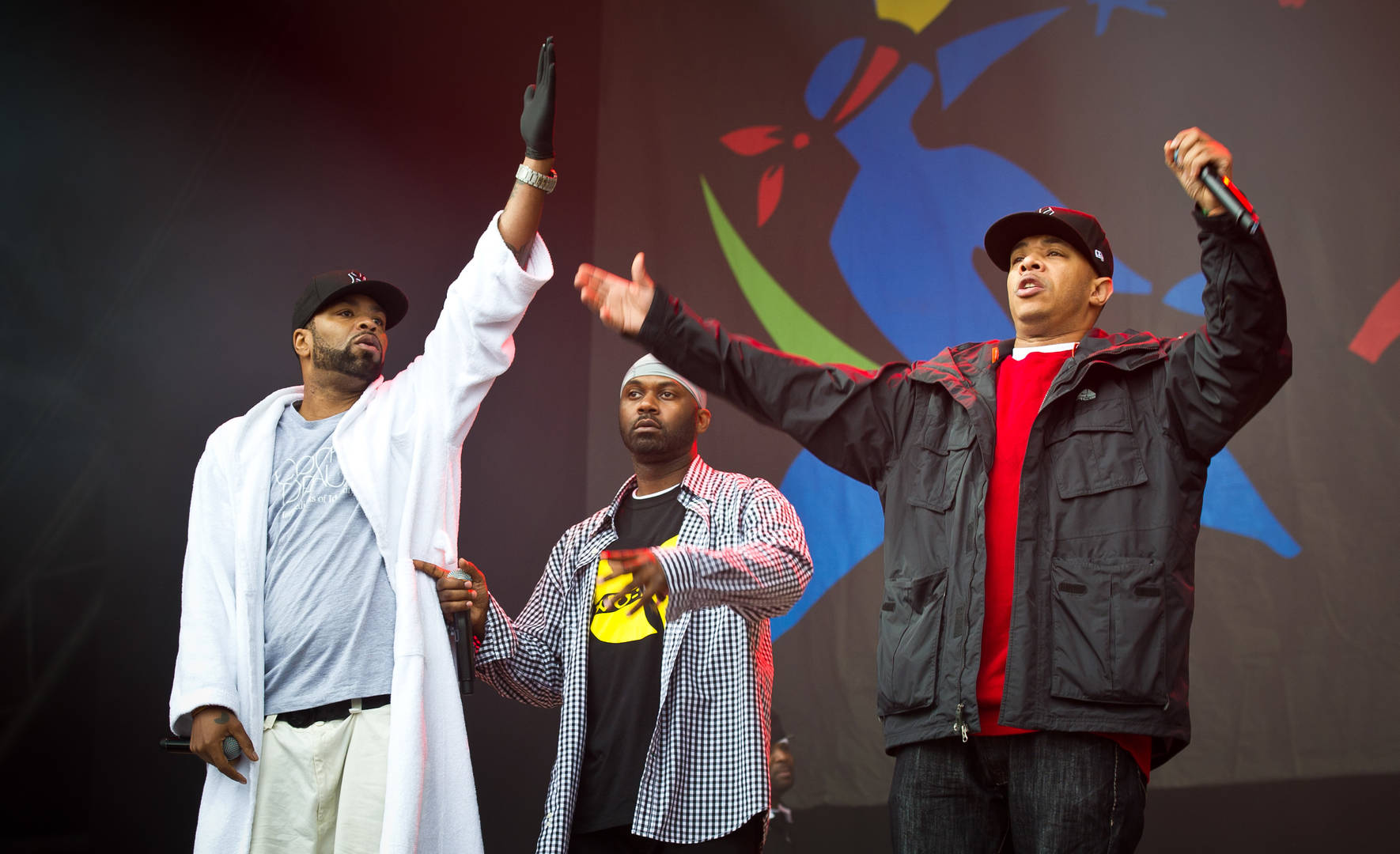 Wu-Tang Clan Announce 25th Anniversary Concert Date