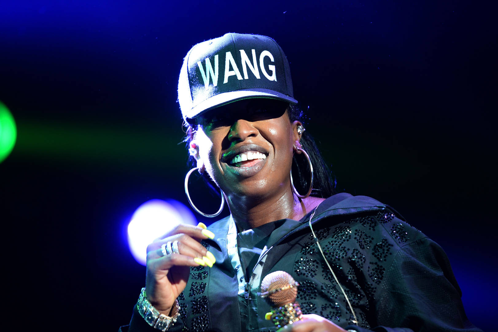 Missy elliott on and lyrics