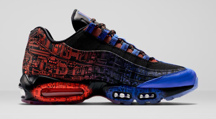premium selection 92668 461fe (Doernbecher Air Max 95  Image Via Nike)