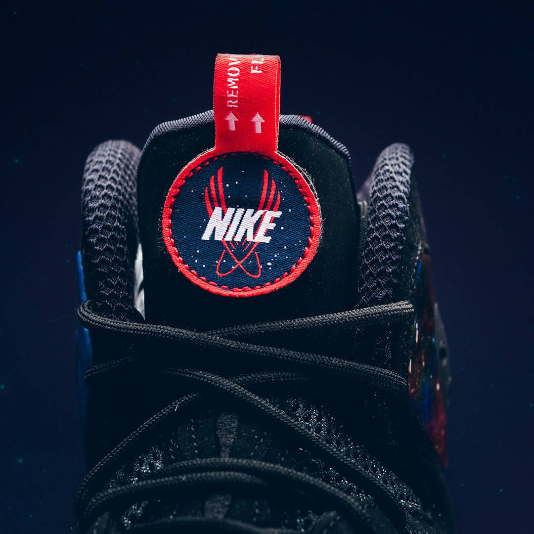 """Nike Zoom Rookie """"Galaxy"""" Returns Tomorrow: Official Images"""