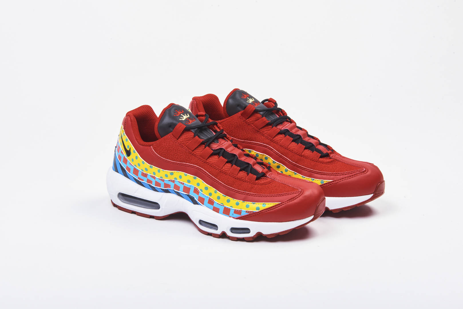 "Baltimore"" Nike Air Max 95s Releasing As Part Of ""Home   Away ... cdbd22cc5"