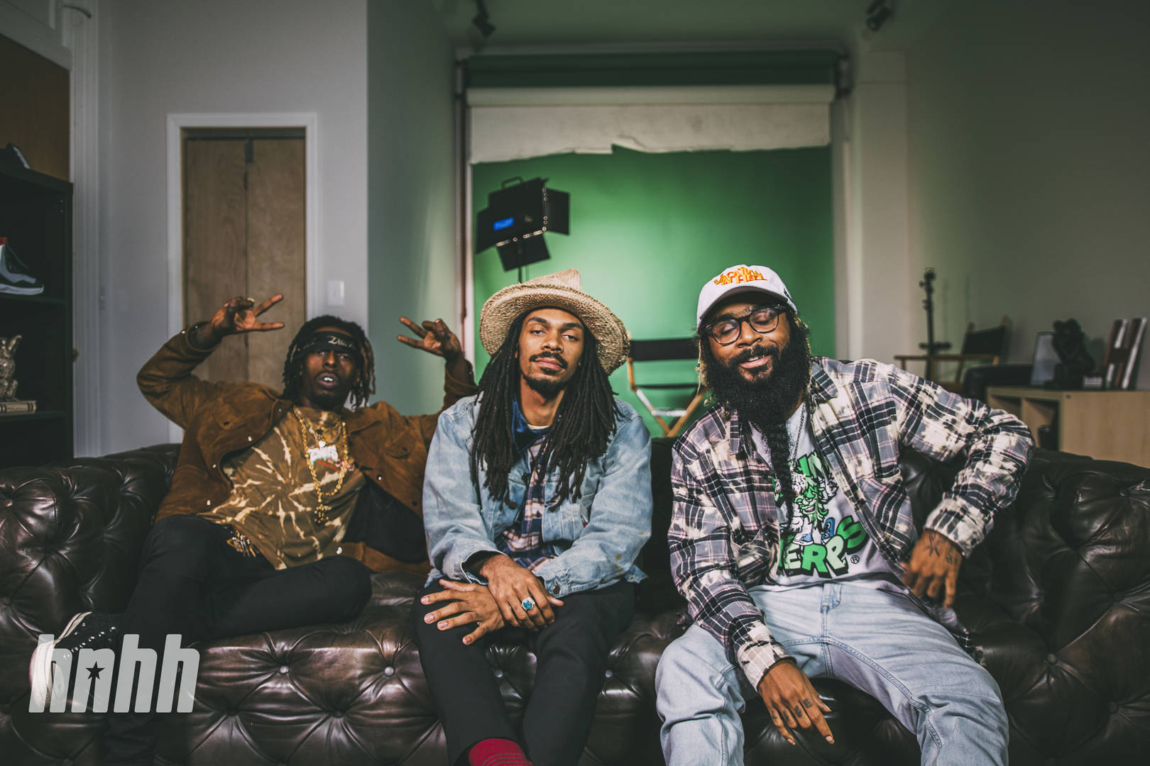 """Flatbush Zombies' Member Samples Mother's """"Gravesite"""" For Group's Upcoming Music"""