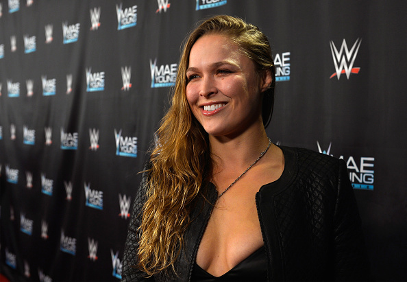 Ronda Rousey Takes All The Credit For Women's Wrestlemania Main Event