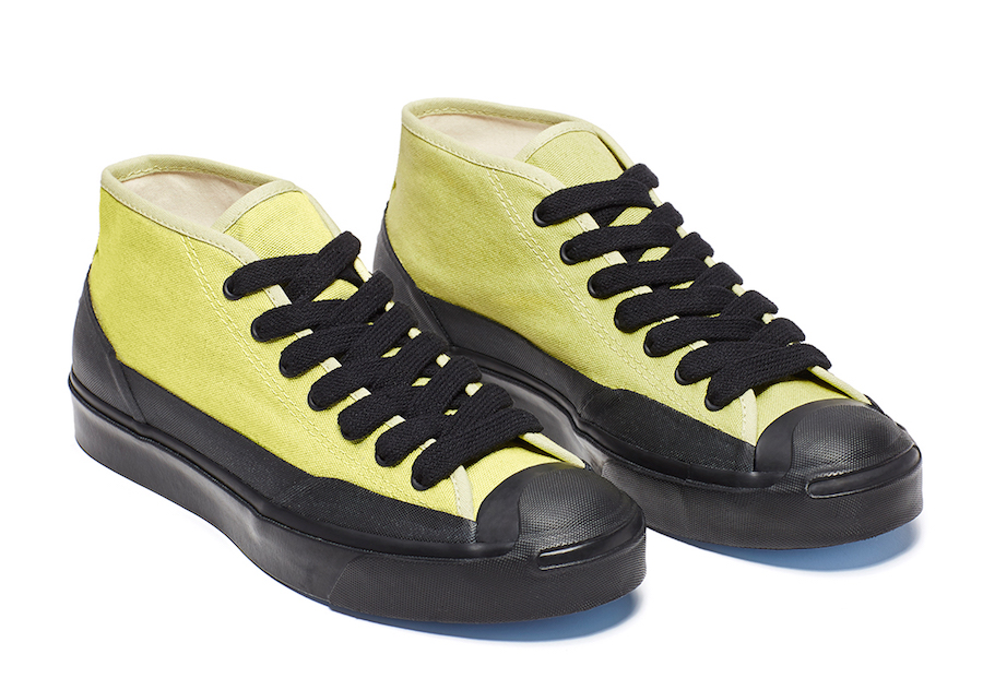 A$AP Nast x Converse Unveil Jack Purcell Sneaker Collab