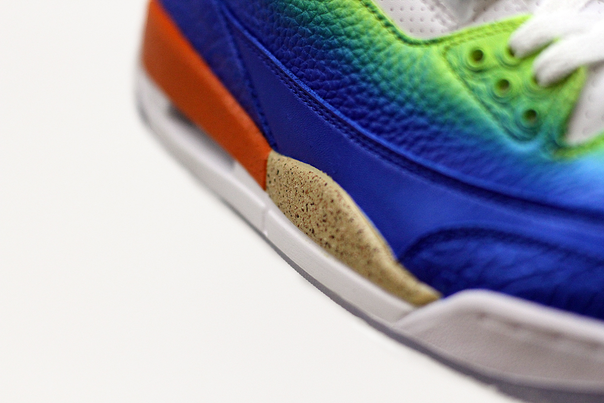 904623f510afef Corona Extra x Texas Air Jordan 3 Custom Revealed  How To Win A Pair