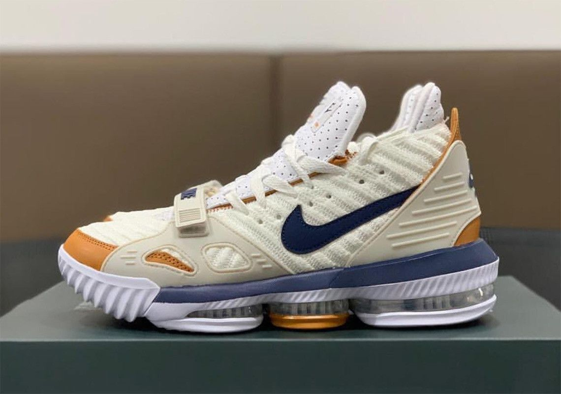 ed1c6f9a613 Release details for the Nike LeBron 16