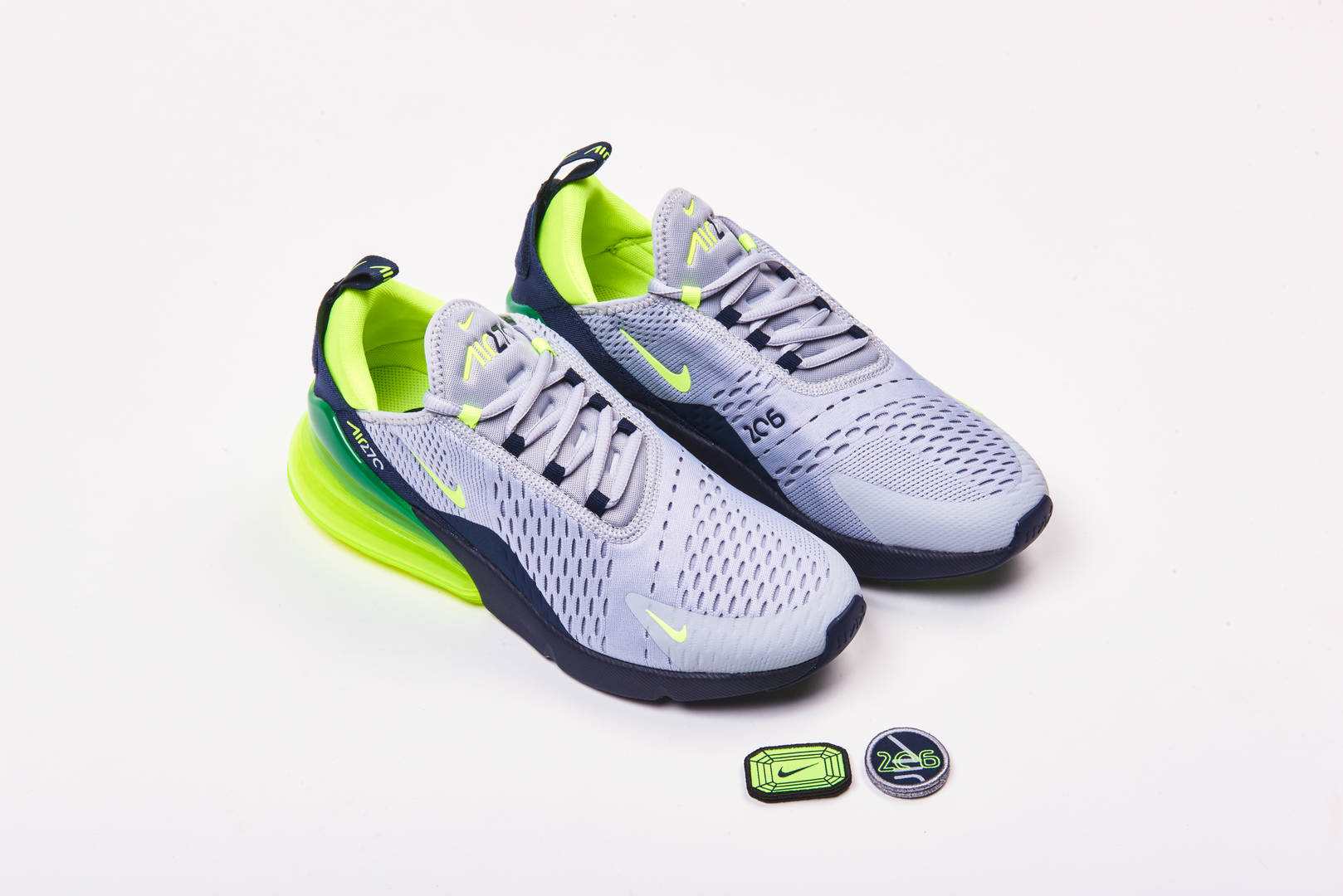 "promo code 3f410 0130c Nike Air Max 270 ""Seattle"" Releasing As Part Of Foot ..."