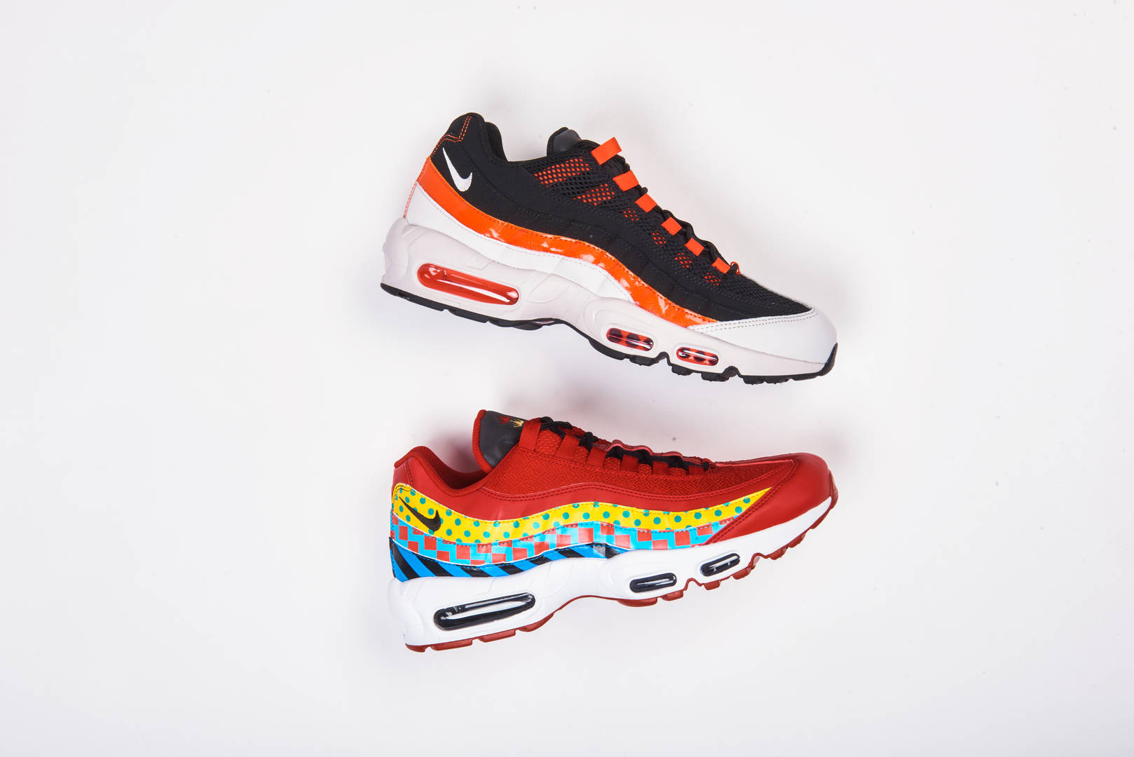 """Baltimore"" Nike Air Max 95 Pack Releasing Tomorrow: Official s"