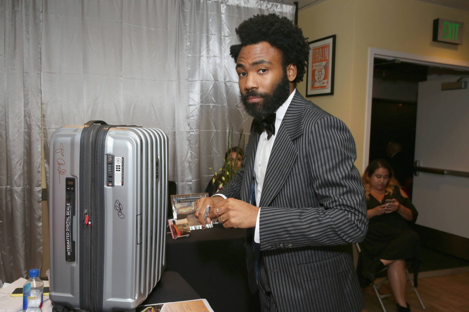 Childish Gambino Settles Royalty Dispute With Glassnote Records