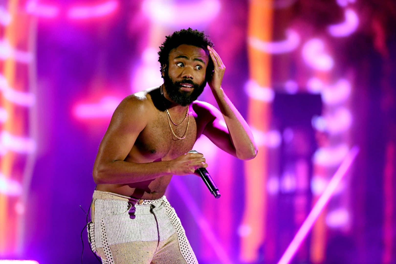 Donald Glover Resolves Royalty Dispute With Former Label