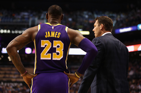 """Lakers' Luke Walton Will """"Almost Certainly"""" Be Fired After This Season: Report"""