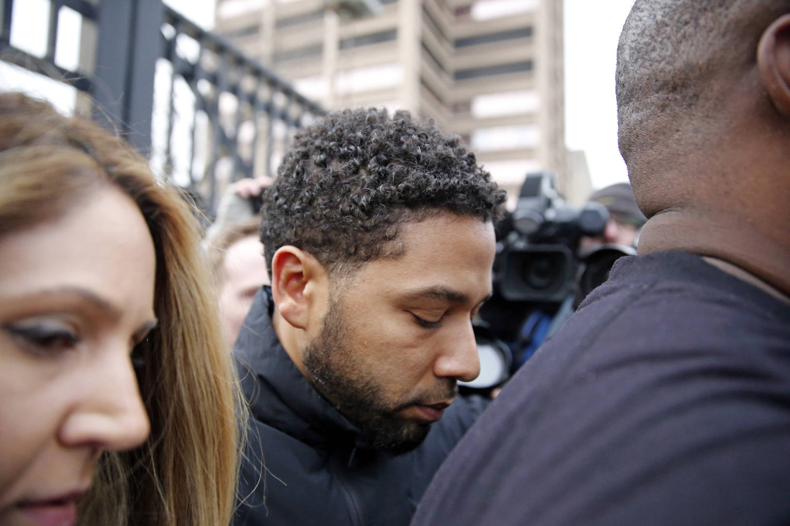 """Robin Roberts: Jussie Smollett Was The """"Most Challenging"""" Interview I've Ever Done"""