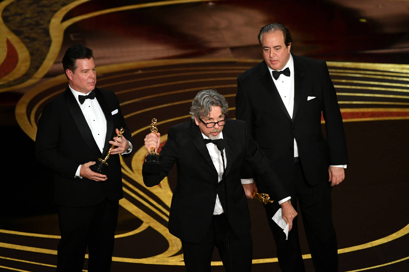 "GettyImages 1131948747 - ""Green Book"" Experiences  Huge Post-Oscar Win Surge, It's the biggest boost in nearly a decade"