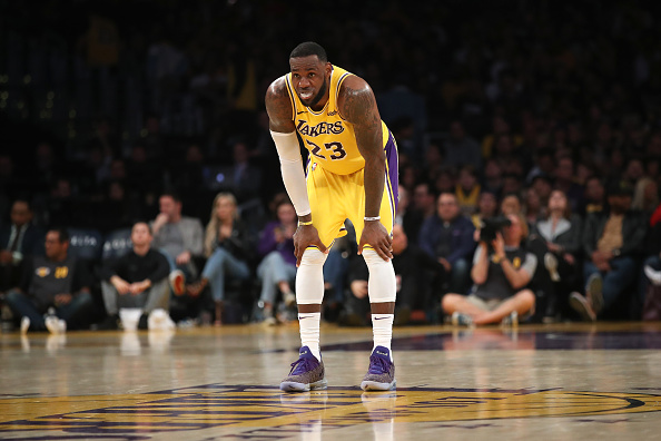 Lakers expect Ingram to miss rest of season