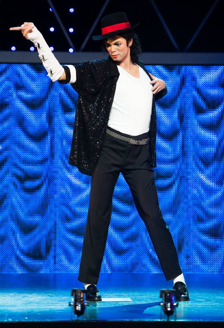 Michael Jackson's Wax Figures To Remain At Madame Tussauds