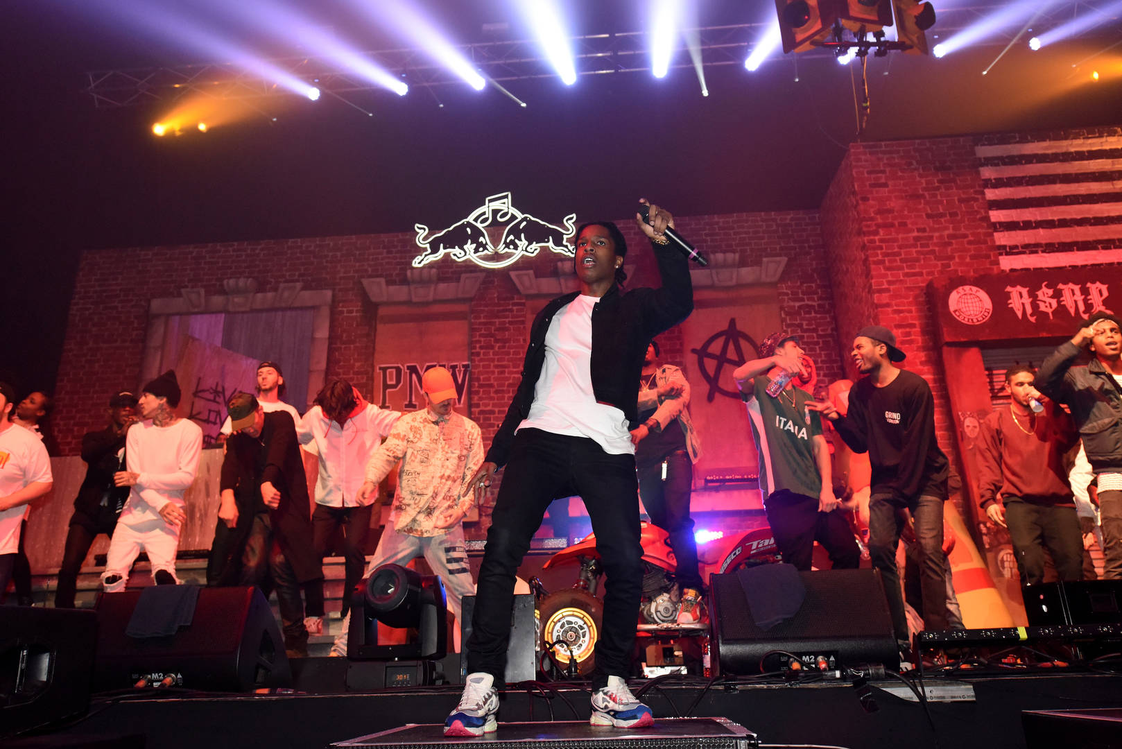 """A$AP Ferg Teases Imminent A$AP Mob Onslaught """"Y'all Have Waited Long Enough"""""""