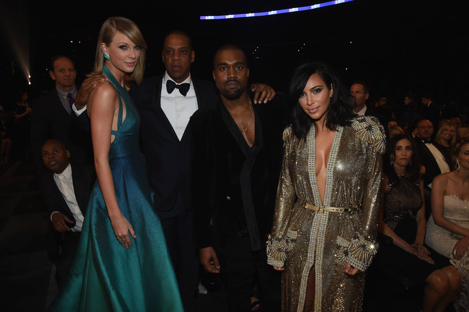 """Taylor Swift Says Kim Kardashian's """"Snake"""" Comment Was The Lowest She's Ever Felt"""