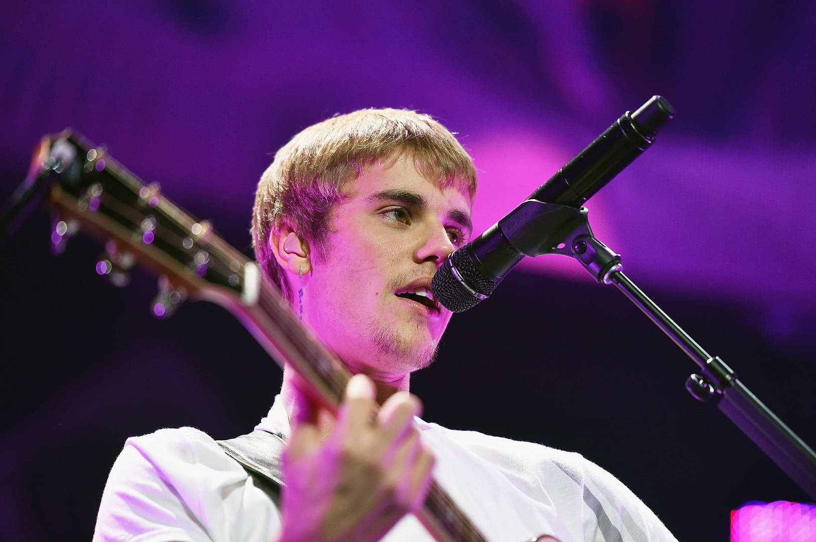 "Justin Bieber Announces Hiatus From Music, Promises ""Kick Ass Album"" On His Return"