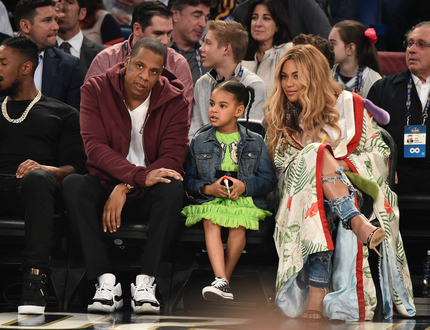 "Beyonce Reportedly Refuses To Hand Over Private Texts With Jay Z In ""Blue Ivy"" Lawsuit"