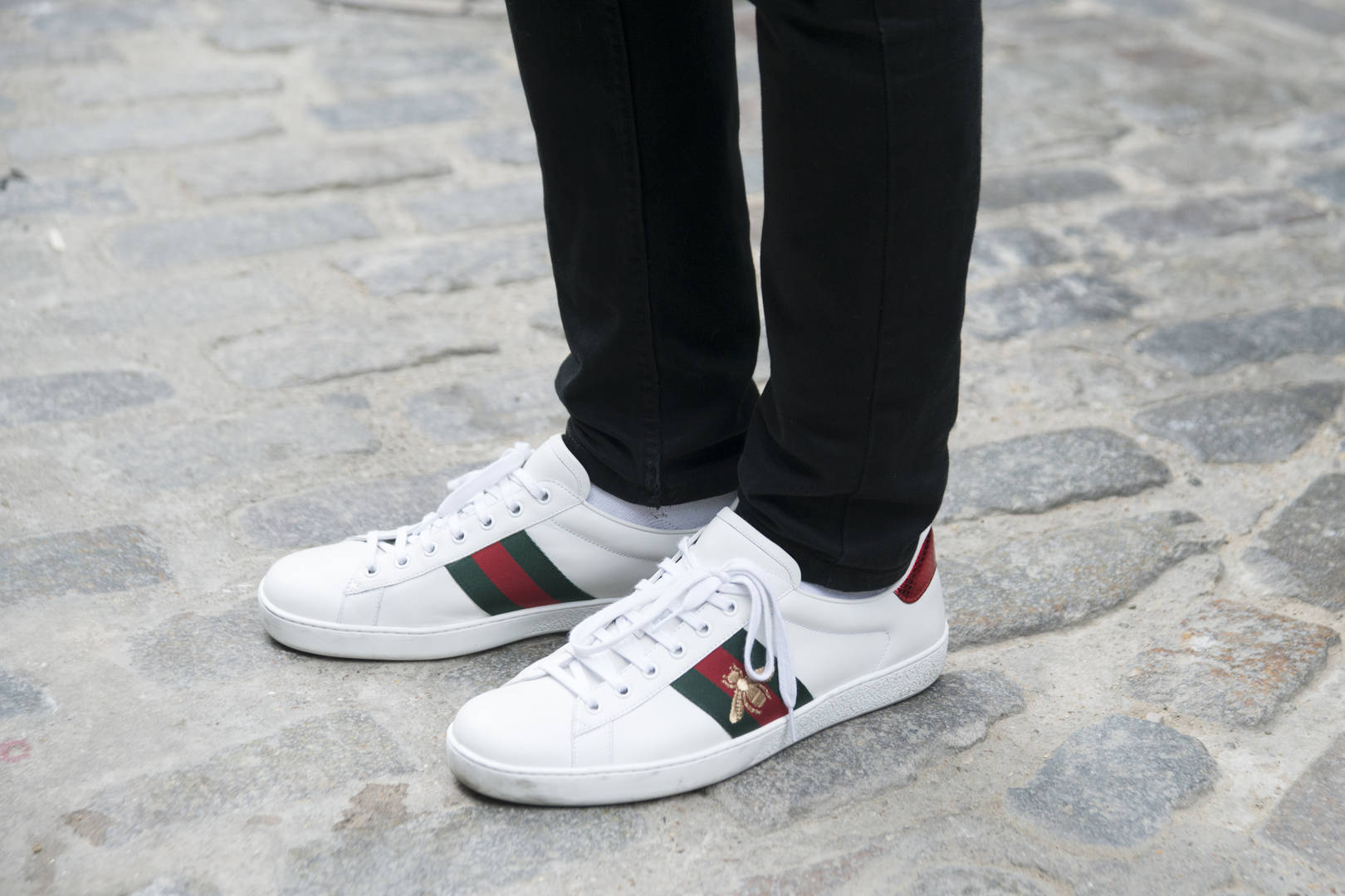ab07d7051ee Gucci Is Selling Purposely Dirty Sneakers For Over  900