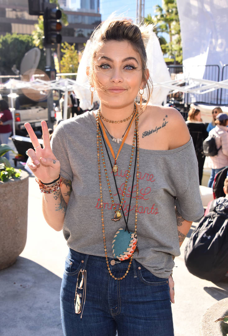"Paris Jackson's ""Suicide Attempt"" Explained By Her Friends"