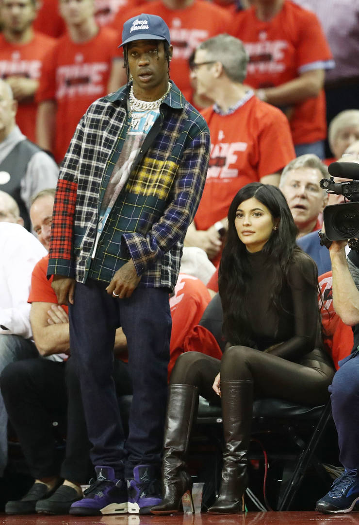 Travis Scott & Kylie Jenner's Relationship On The Rocks After Cheating Accusations