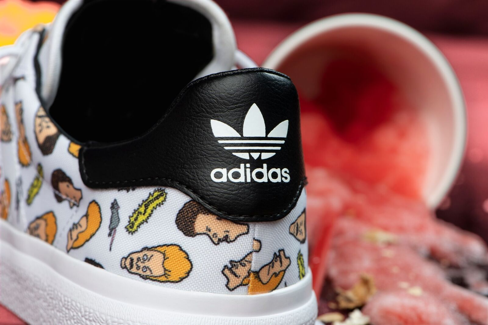 Adidas Originals Debuts New Beavis & Butt-Head Collection: Release Info