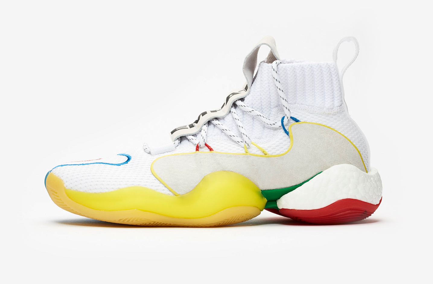 62493fdc4cf9f Pharrell x Adidas Crazy BYW Releasing In New Colorway This Week