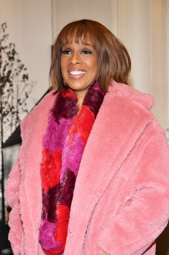 Gayle King Explains What She Thought During R. Kelly's Interview Meltdown