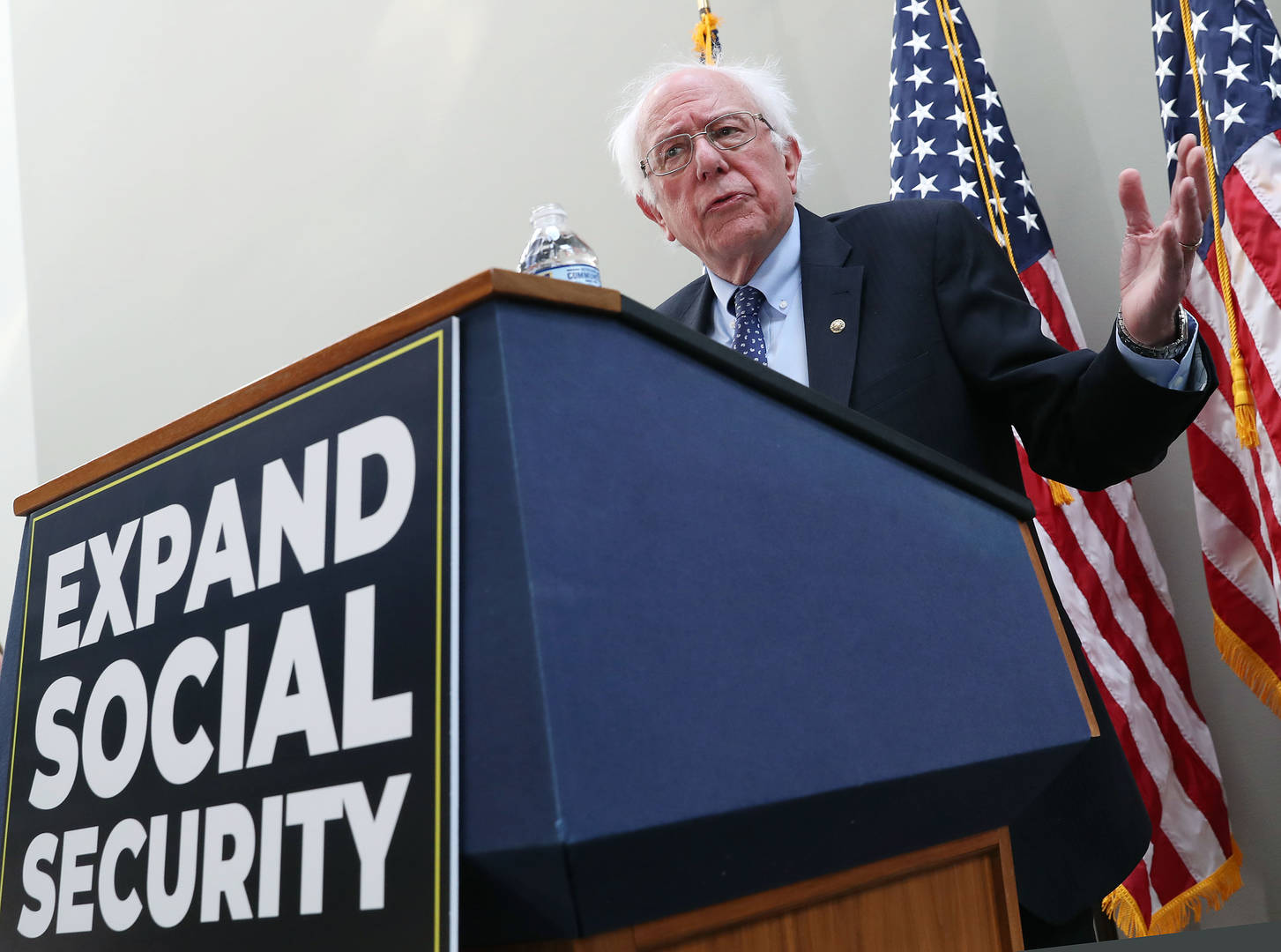 Bernie Sanders Hits The Breakfast Club To Discuss His Presidential Campaign