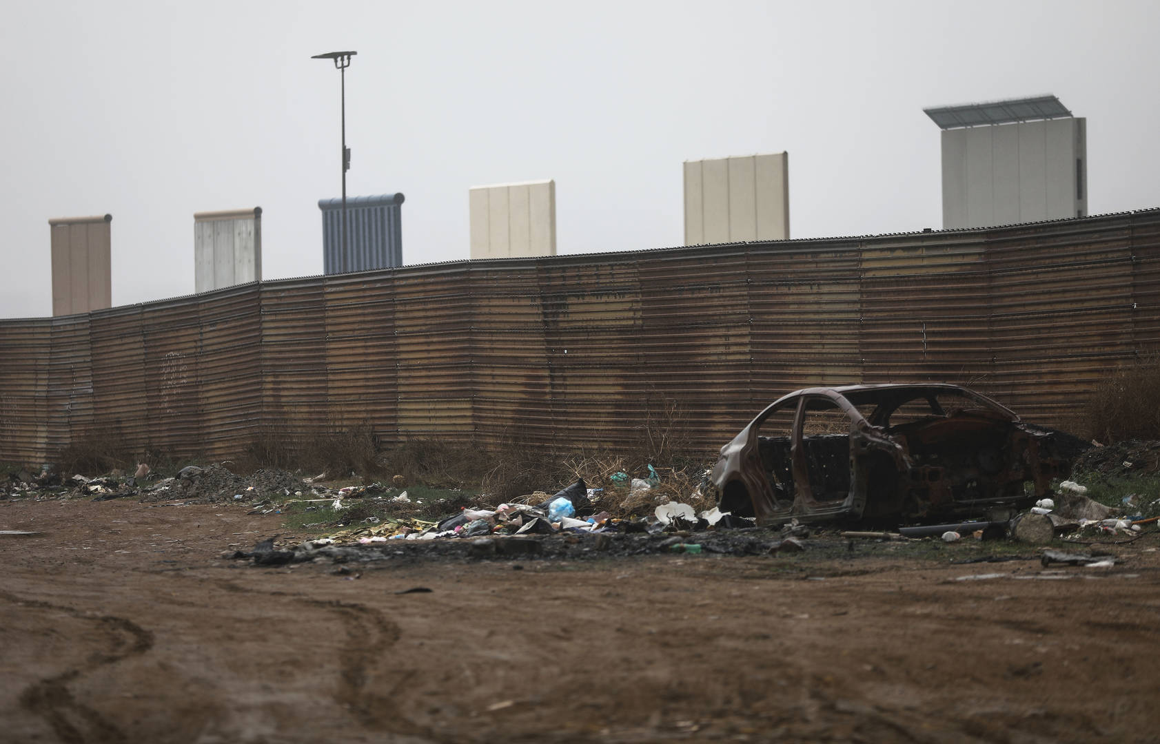 Donald Trump's Border Wall To Be Built After Pentagon Authorizes $1 Billion Price Tag