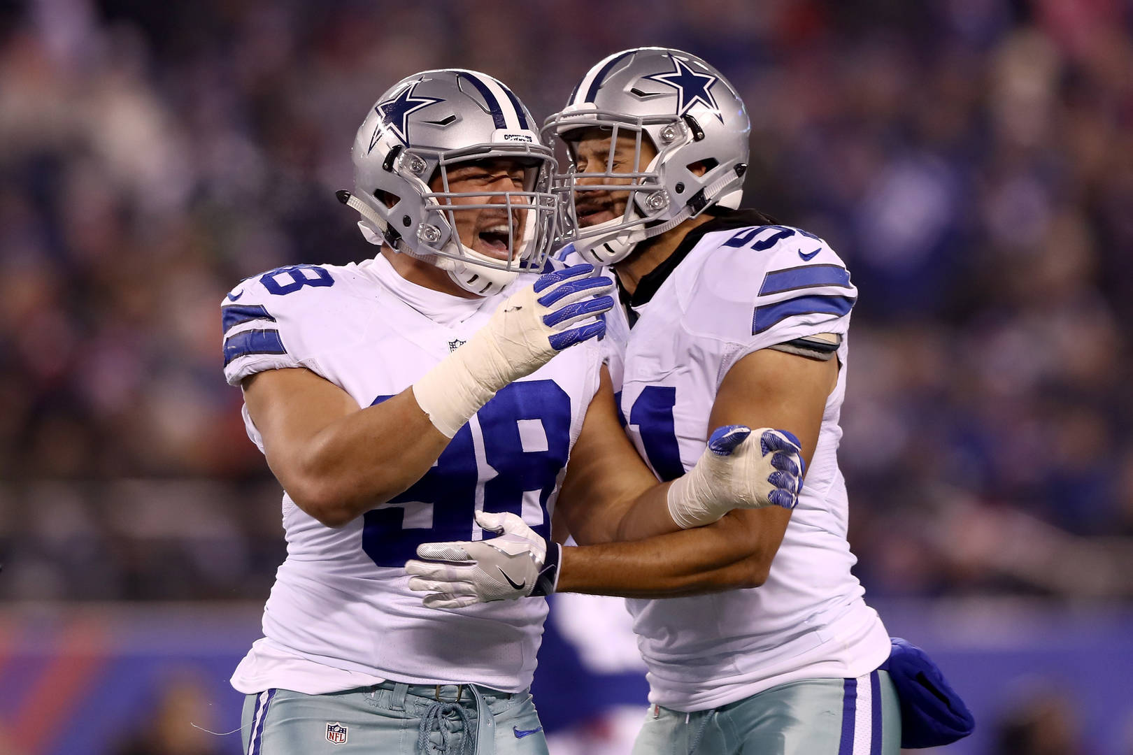 Tyrone Crawford Investigated By NFL Over Bloody Bar Fight