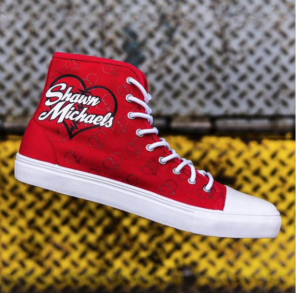Chalk Line x WWE Sneakers Releasing Tomorrow: Stone Cold, HBK & More