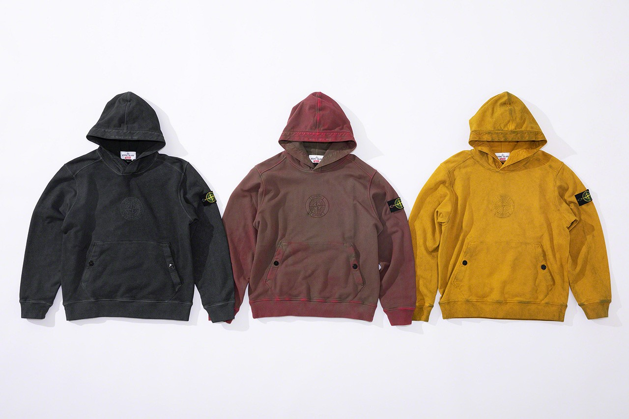 2104663c26a7bf Stone Island x Supreme Collection Unveiled  Release Details