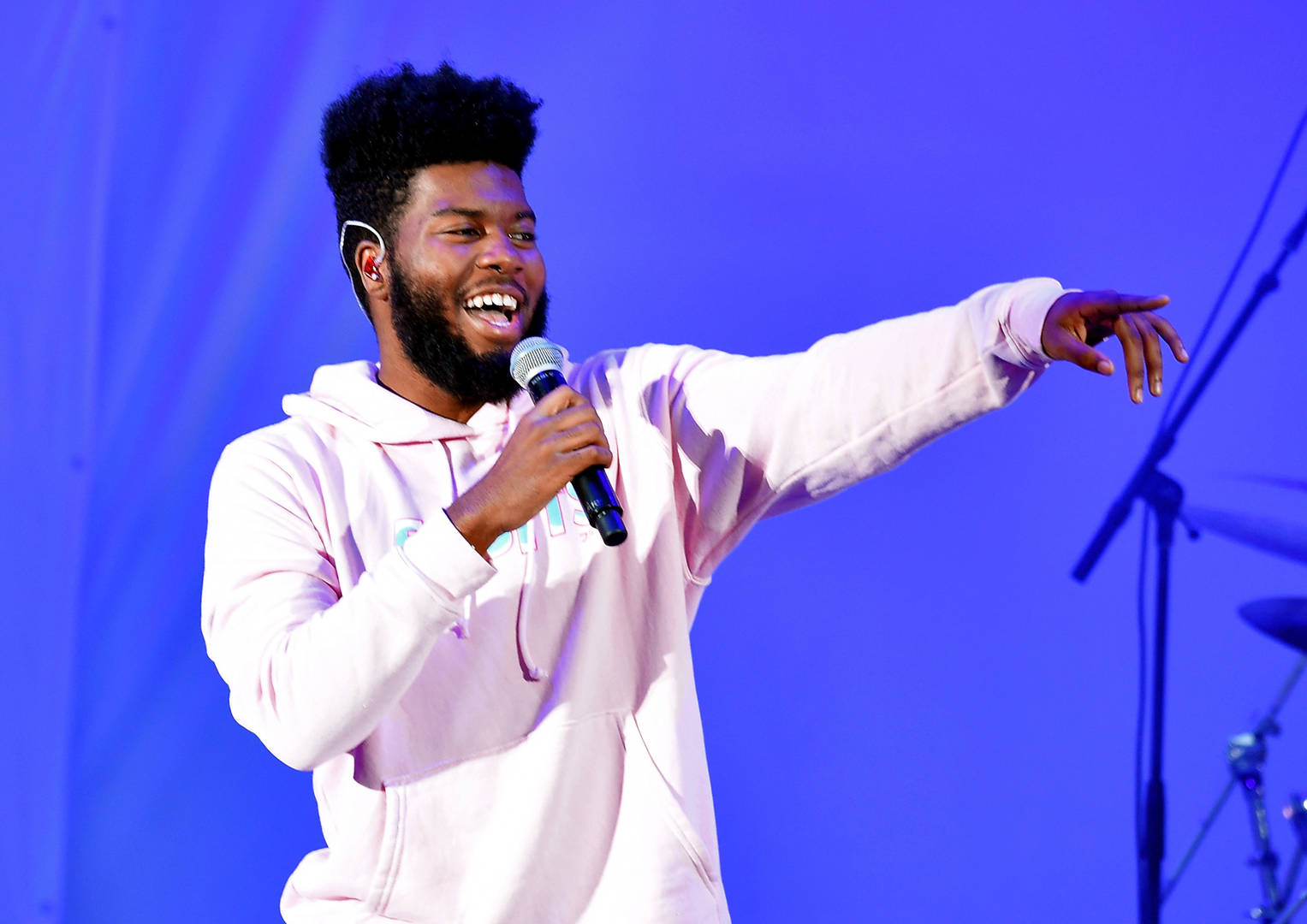 """Khalid Wants To Collaborate With J. Cole: """"His Storytelling Is Really Amazing"""""""